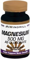 Windmill Magnesium 500 mg Tablets 90 Tablets [035046003227]
