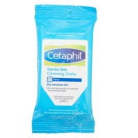 Cetaphil Skin Cleansing Cloths, 10 ea [302993934035]