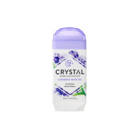Crystal 24hr Lavender & White Tea Solid Deodorant, 2.5 oz  [086449552751]