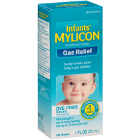 MYLICON Infant Gas Relief Dye Free Drops 1 oz [819903010227]