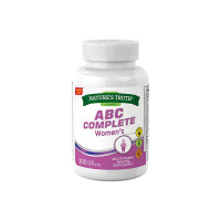 Nature's Truth ABC Complete Women's Mineral Supplement, 100 ea [840093106131]