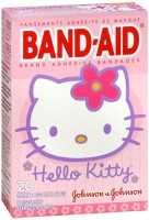 BAND-AID Bandages Hello Kitty Assorted Sizes 20 Each [381370056164]