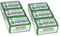 Altoids Tin Spearmint 12 packs (1.7 oz per pack)  [022000158901]