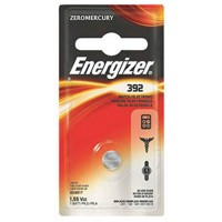 Energizer Watch/Electronic Battery 1.55 Volt 392 1 Each [039800110855]