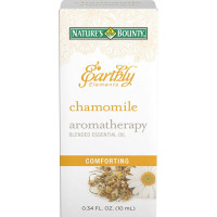 Nature's Bounty Earthly Elements Aromatherapy Essential Oil, Chamomile 0.34 oz [074312601361]