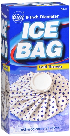 Cara Ice Bag 9 Inches No. 8 1 Each [038056000088]