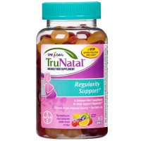 One-A-Day TruNatal Regularity Support Soluble Fiber Supplement Gummies 60 ea [016500564935]