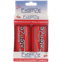 ExtenZe Maximum Strength Male Enhancement, Big Cherry (2 pack) 4 oz [897343001258]