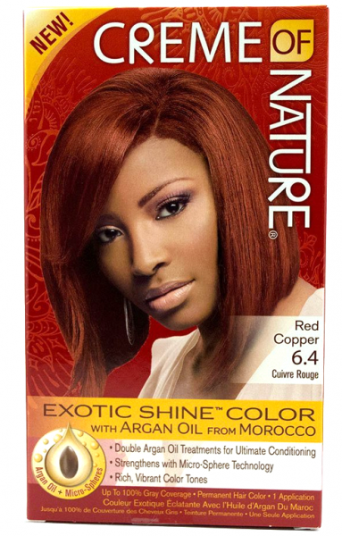 Creme Of Nature Exotic Shine Color Reviews
