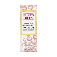 Burt's Bees Complete Nourishment Facial Oil 0.51 oz [792850898042]