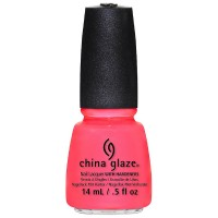 China Glaze Nail Polish, Shell-O 0.50 oz [019965813198]