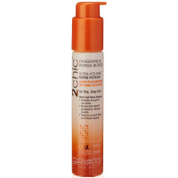 Giovanni 2 Chic Ultra-Volume Super Potion Hair Volumizing Styling Booster, Tangerine & Papaya Butter 1.80 oz [716237184528]