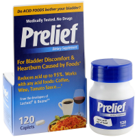 Prelief Acid Reducer Dietary Supplement Caplets 120 ea [889411801204]