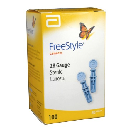 FreeStyle Lancets 100 Each [699073130013]
