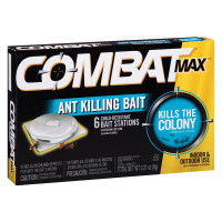 Combat Quick-Kill Ant Killing System 6 ea [023400559015]