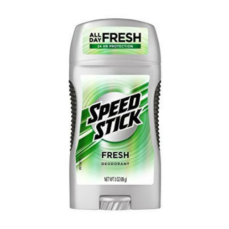 Speed Stick Deodorant, Fresh 3 oz [022200930093]