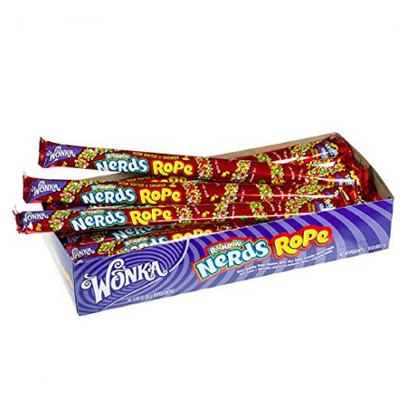 Nerds Rope Candy 24 pack ( 0.92 oz per pack)  [079200173234]