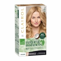 Natural Instincts Non-Permanent Color, 09 Light Blonde 1 ea [3614226794543]