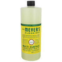 Mrs Meyers Clean Day Multi-Surface Concentrate, Honeysuckle 32 oz [808124175402]