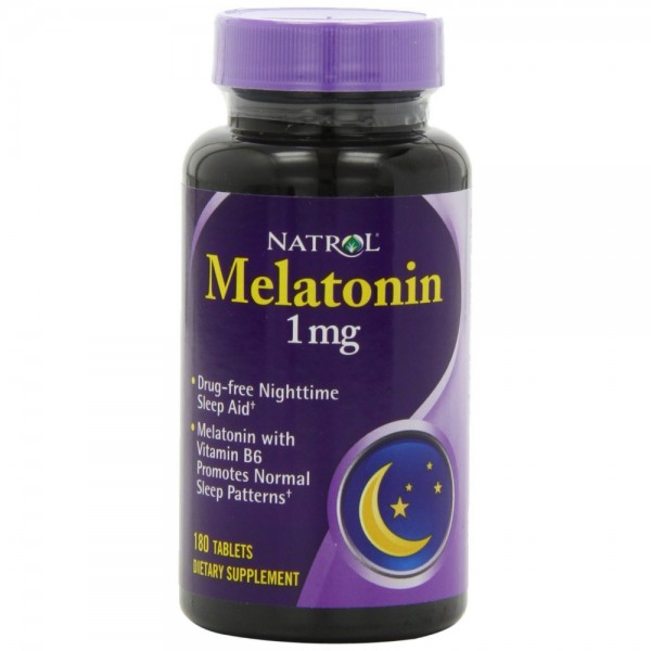 4 melatonin pills