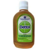 Dettol First Aid Antiseptic Liquid 4.22 oz [012496000471]
