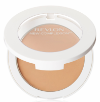 Revlon New Complexion One-Step Compact Makeup SPF 15, Natural Beige [004] 0.35 oz [309974364041]