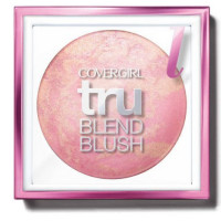 CoverGirl truBlend Baked Powder Blush, Light Rose 0.1 oz [022700580576]