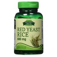 Nature's Truth Red Yeast Rice 600 mg 120 ea [840093101143]