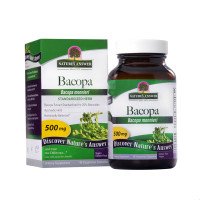 Nature's Answer Nature's Answer Bacopa Std  90 ct [083000163609]