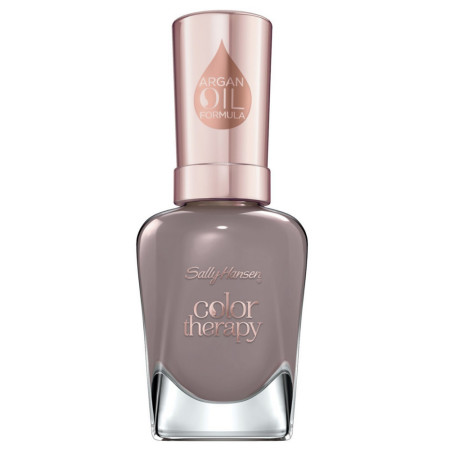 Sally Hansen Color Therapy Nail Polish, Steely Serene 0.5 oz [074170443547]