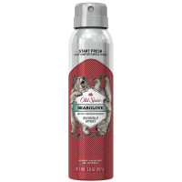Old Spice Invisible Spray Antiperspirant & Deodorant For Men, Bearglove 3.8 oz [037000729778]