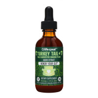 Life Cykel Turkey Tail Double Extract with Kakadu plum (60ml) 1 ea [793591183794]