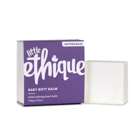 Ethique  Baby Bott Balm - Soothing Bum Balm Bar for Little Ones 1  ea [810003551740]
