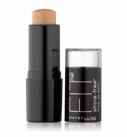 Maybelline New York Fit Me! Shine Free Stick Foundation, Pure Beige [235]  0.32 oz [041554334487]
