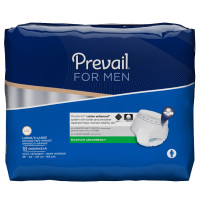 Prevail Maximum Absorbency Incontinence Underwear for Men, Large/Extra Large, 18 ea [090891900282]