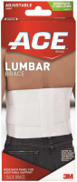 ACE Lumbar Support Unisex 1 Each [051131204249]