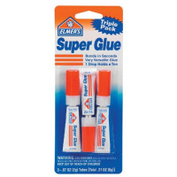 Elmer's Mini Super Glue 3 ea [026000006163]