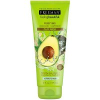 Freeman Feeling Beautiful Facial Clay Masque Avocado & Oatmeal 6 oz [072151452229]