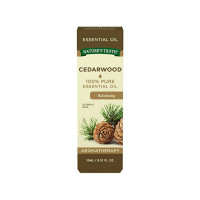 Nature's Truth Aromatherapy Essential Oil, Cedarwood 0.51 oz [840093103369]