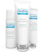 AcneFree Sensitive Skin Acne Clearing System (3 pc kit) 10  oz
