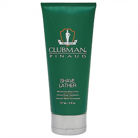 Clubman Pinaud Shave Lather Moisurizing Shave Cream 6 oz [070066280029]
