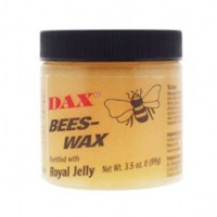 Dax Bees Wax Fortified With Royal Jelly 3.5 oz [077315000544]