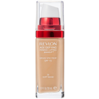 Revlon Age Defying Firming + Lifting Makeup, Soft Beige [30] 1 oz [309974531306]