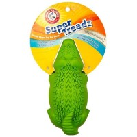 ARM & HAMMER Treadz Gator Dog Toy 1 ea [742797783475]