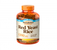Sundown Naturals Red Yeast Rice, 1200mg, Capsules 240 ea [030768062132]