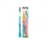 GUM Super Tip Toothbrush Soft/Full 1 Each [070942127516]