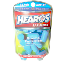 Hearos  Ear Plugs Xtreme Protection  Series 14 pairs [756063024278]
