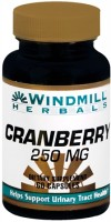 Windmill Herbals Cranberry 250 mg Capsules 60 Capsules [035046007515]