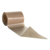 "Medical Tape Mepitac Skin Friendly Silicone 112 X 59"" Tan NonSterile, 1 ea [764442970887]"