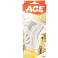 ACE Knitted Knee Brace With Side Stabilizers, Extra Large 1 ea [051131198234]